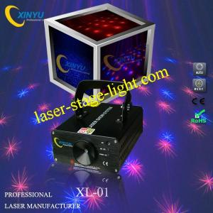 China New design RB firefly effect red and blue laser light projector for disco on sale