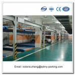 PSH two layer puzzle mechanical parking system