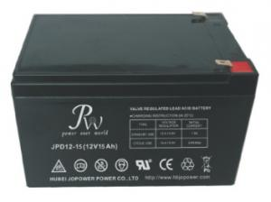 China Deep Cycle Agm Sealed Lead Acid Battery 12V 5 Amp Hour For UPS / Solar / Inverter on sale