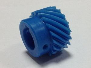 China Plastic Helical worm gear worm wheel on sale