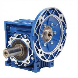 China Professional Worm Gear Speed Reducer , Worm Wheel Gearbox 0.06-15KW Power on sale