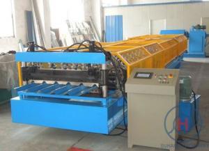 China 0.15mm-0.4m m galvanizaron el rollo automático de acero del panel del tejado que formaba el rollo de la hoja de la máquina/del tejado que formaba la máquina on sale