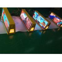 Al SMD3528 Electronics Taxi LED Display billboard water proof