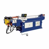 PLC Hydraulic Tube Bending Machine With Omron Intermediate Relay