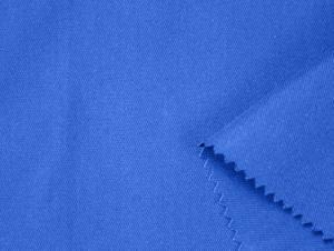 China tela ignífuga del algodón antiestático del ESD de la tira de 5m m on sale