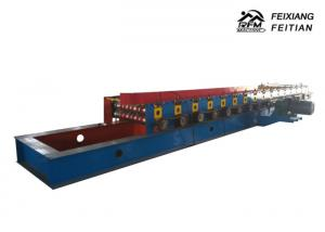 China High Speed Sandwich Panel Roll Forming Machine / Solar Anode Plate Roll Forming Machine on sale
