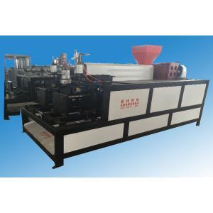 China alta velocidade plástica da máquina de molde do sopro da extrusão da garrafa 1liter pequena on sale