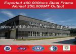 ASTM code steel structure warehouse , Stable agriculture steel buildings