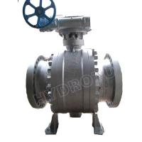0.6 - 10.0 Mpa, Dia. 50 - 1000 mm Spherical Valve, Ball Valve, Flanged Globe Valve drived by Motor Control