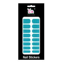 China Glitter / Paper Nail Stickers for kisd Wraps , Hand Painted For Women on sale