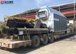 4 Ton Rice Husk Steam Boiler Coffee Husk / Palm Shell Fired Boiler