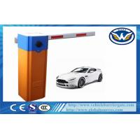 China Heavy Duty 220v Toll Barrier Gate , Folding Expandable Security Gate on sale