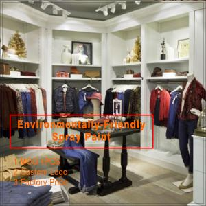 Quality Custom Made Fashion Designed Used Furniture For Clothing Store For  Sale