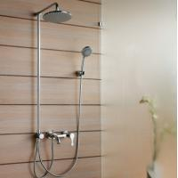 China Contemporary Shower Faucet (Shower Head+ Hand Shower), FL-1706-02 on sale