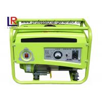China Air Cooled Single Cylinder 7.5kw Portable Gasoline Generator Home Use with Four Stroke on sale
