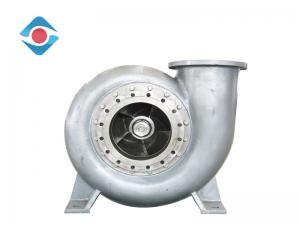 China High Pressure Volute Mixed Flow Pump , Radial Flow Flue Gas Desulphurization Pump on sale