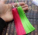 Delicate fashionable custom chinese tassels trimming fringe for greeting card decoration