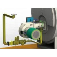 Power 3 MW Low NOx Burners for Gas / Oil Fired Boilers With Technical Service