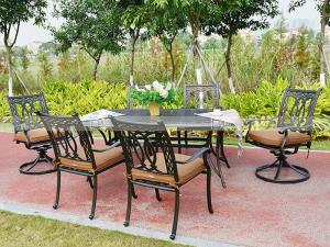 China BML151105R outdoor furniture garden chair outdoor dining chair on sale