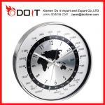 La mejor fábrica AN0001 del reloj de pared de la hora mundial