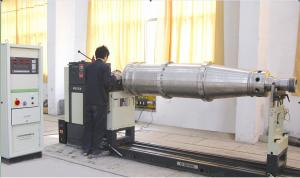 China Horizontal decanter centrifugal used for clarification high concentrations of solid on sale