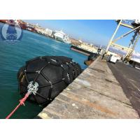China CCS Certification Wear Resistant Pneumatic Marine Fender With Rubber Tube on sale