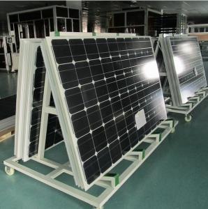 Best 215W solar panels for sale making