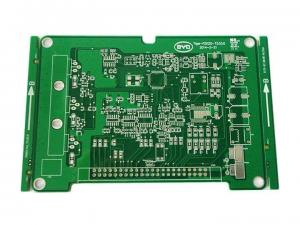 China Car Product Flexible Circuit Board / Vehicle Navigation Prototype Printed Circuit Board on sale