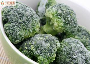 China Export Standard Bulk Frozen Vegetables Organic Frozen Broccoli No Preservatives on sale
