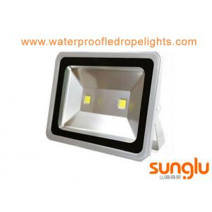 China Outdoor Green 100w LED Floodlight , Waterproof LED Garden Flood Lights on sale