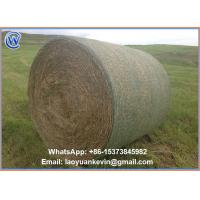Hot Selling 100% HDPE 8.33gsm 1.23x3000m Straw Hay Bale Net Wrap