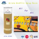 Pintura de espray de acrílico de la pintada del aerosol del arte del multicolor para la superficie del metal/del plástico/de la pared