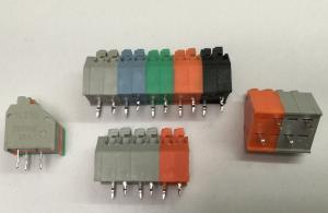 China PCB Screw terminal block RD250T-5.0 1P-XXP 300V 10A wire to board terminal block on sale