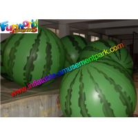 Watermelon Banana Advertising Inflatables Friuts For Outdoor Decoration