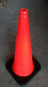 China ETC-213 European PVC TRAFFIC CONE on sale