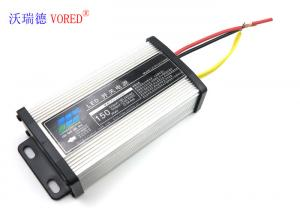 China 12V 150W Led Driver Transformer , Light Weight AC DC LED Tape Light Power Supply on sale