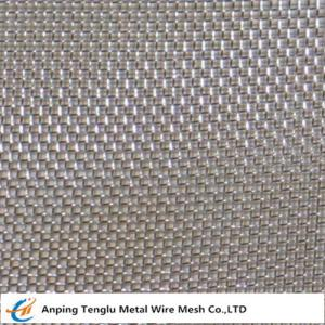 China Stainless Steel Square Wire Mesh Cloth|By SUS302/304/316 with Square Opening Pattern on sale