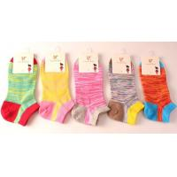 Mens Low Cut Embroidered Sport Socks