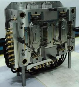 China two shot mold design-Double Injection Mould on sale