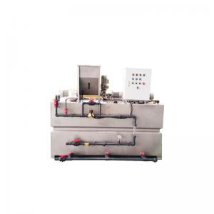 China PAM / PAC  Polymer  Automatic Chemical Dosing System , Liquid Dosing System on sale
