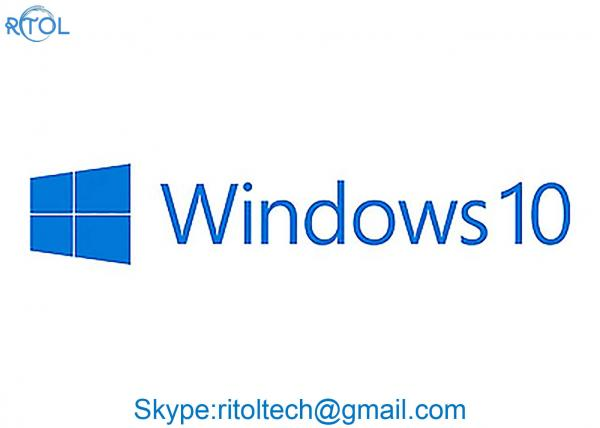 OEM Windows 10 Pro 64bit Upgrade Key never used or opened Free shipping