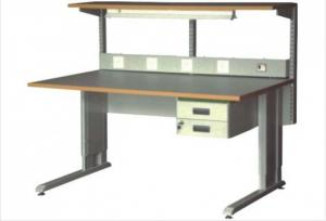 China Safety Customized Cleanroom Workbench , ESD Safe Workbench For Electronics Assemblies on sale