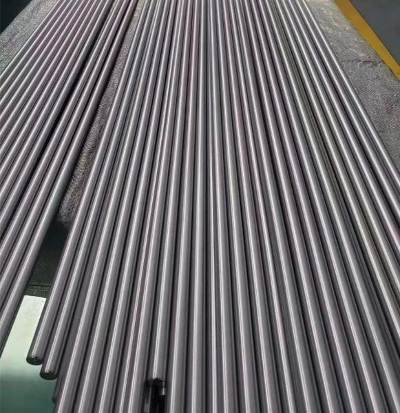 """Titanium Round Bar 6AL-4V grade 5 AMS 4928  2/"""" x 16/"""""""