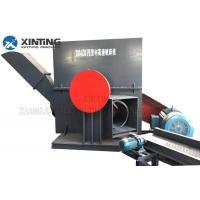 KS Fast Pipe Grinder For Big Plastic Pipe , Large Capacity Fast Speed Pipe Shredder