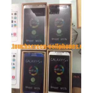 China 4.4 Mega Pixel Camera 2G Quad Band Mobile Phone /  Samsung S4 Galaxy i9500 on sale