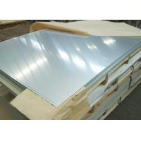 China ASTM A240 UNS31803 F53 Hot Rolled Steel Plate , 2B Finish 4mm Coil Stainless Steel Pipe Plate on sale
