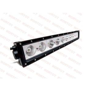 China 12V Led Offroad Lights 100W Auto Waterproof LED Light Bar 22 Inch Single Row on sale