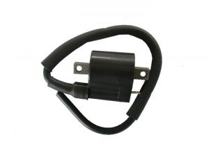 China Durable Black Motorbike Ignition Coil For Turuna1982 / Ml85 Ed / Xls125 on sale