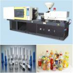Automatic blow molding making machine with 95ton - 550ton / plastic extruder machine