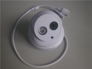 China High resolution 1280 × 720  White Wireless PTZ IP Camera For Railway Stations Surveillance on sale